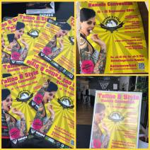 Tattoo und Style Hameln 2017 Flyer